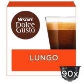 NESCAFÉ® Dolce Gusto® Lungo voordeelpak koffie cups - 90 capsules