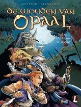 De wouden van Opaal 10 - Het lot van de jongleur