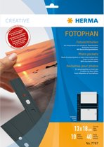 HERMA 7787 sheet protector 130 x 180 mm Polypropyleen (PP) 10 stuk(s)