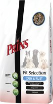 Prins Fit-Selection Zalm & Rijst Hondenvoer - 2 St à 2 kg