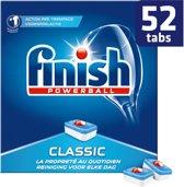 Finish Classic Regular - Vaatwastabletten - 52 tabs