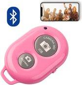 Bluetooth remote shutter afstandsbediening voor smartphone (iPhone en Android) camera - ROZE