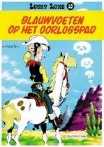 Lucky Luke: 010 De blauwvoeten op het oorlogspad