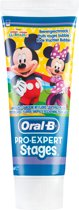 Oral-B Stages 1 Mickey - 75 ml - Tandpasta