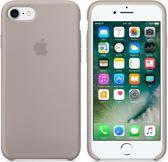 Apple Siliconen Back Cover voor iPhone 7/8 - Kiezelgrijs