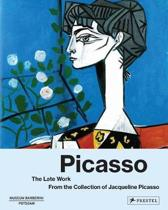 Boek cover Picasso the Late Work. From the Collection of Jacqueline Picasso van Elfie Semotan (Hardcover)