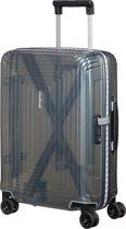 Samsonite Reiskoffer - Neopulse Lifestyle Spinner 55/20 Limited (Handbagage) Transparent Grey