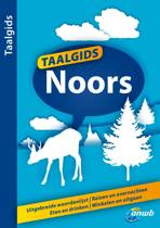 Omslag van 'ANWB taalgids - Noors'