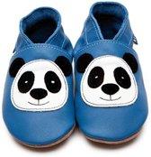 Inch Blue babyslofjes panda blue