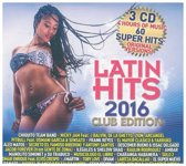 Latin Hits 2016 (Club Edition/3Cd)