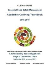 Essential Food Safety Management 2018-2019 Academic Catering Year Book