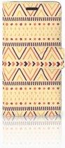 Book Case Samsung Galaxy Note 5 Aztec Yellow