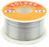 Let op type!! JIAFA CF-1010 1.0mm Solder Wire Flux Tin Lead Melt Soldering Wire