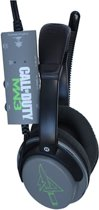 Turtle Beach Ear Force Foxtrot Call of Duty: Modern Warfare 3 Wired Stereo Gaming Headset - Zwart/Grijs (PS3 + Xbox 360 + PC + Mac)