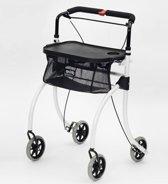 Drive rollator Roomba binnen rollator - met dienblad