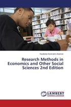 Research Methods in Economics and Other Social Sciences 2nd Edition