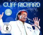 Cliff Richard Story. 2Cd+Dvd