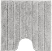 Casilin California - Anti-slip WC mat - White Smoke - 60 x 60 cm