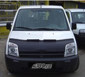 AutoStyle Motorkapsteenslaghoes Ford Transit Connect -2007 zwart