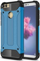Huawei P Smart Hybride Hoesje Blauw