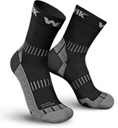 4-Pack Worik Esteem Technische Koele Sokken Lente Half-Cut ESTH - Assorti - Unisex - Maat 40-43