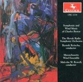 Symphonic And Wind Music