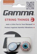 Gamma String Things (Racquet/Eye Blue)