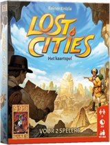 Lost Cities: Het Kaartspel Kaartspel