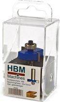 HBM Professionele HM Sponningfrees 32 x 10 mm. Met Geleidelager