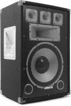 Vonyx TX12 PA - DJ Passieve Luidspreker - Zwart
