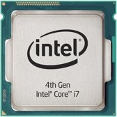 Intel Core ® ™ i7-4790T Processor (8M Cache, up to 3.90 GHz) 2.7GHz 8MB Smart Cache processor