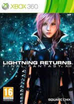 Lightning Returns, Final Fantasy XIII Xbox 360