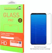 DrPhone 1x Samsung S9+ (Plus) Glas - Glazen Screen protector - Tempered Glass 2.5D 9H (0.26mm)