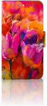 LG G3 S Boekhoesje Design Tulips