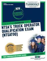 National Highway Traffic Safety Administration's Truck Operator Qualification Examination (NTSATOQ)