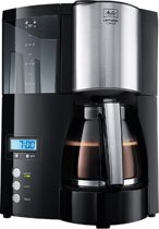 Melitta Optima Timer- Koffiezetapparaat - Zwart