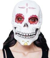 Latex Masker Señora Calavera