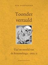 Taal en wereld van de Bommelsaga 2 - Toonder vertaald