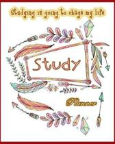 Studying is going to change my life Study planner