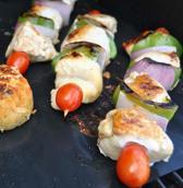 Bbq Mat Set Van 3 – Ovenmat – BBQ Matje - Barbecue Grill Mat – Teflon Bakmat – Bakmatten - Herbruikbaar - Vaatwasserbestendig