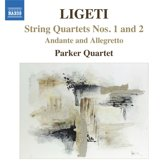 Ligeti: String Quartets