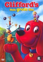 Clifford's Hele Grote Film (dvd)