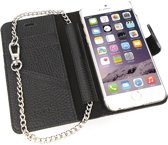ByBi Lovely Paris Black Flatar voor Apple iPhone 6 / 6s