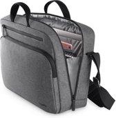 Belkin Classic Pro laptop schoudertas - Grijs