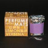 Lemon Verbena Aroma, 10x matjes - M