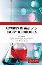 Advances in Waste-to-Energy Technologies