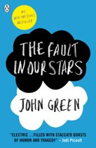 Boek cover The Fault in Our Stars van John Green