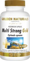 Golden Naturals Multi Strong (60 vegetarische capsules)