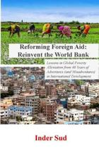 Reforming Foreign Aid