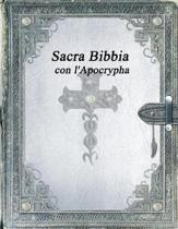 Sacra Bibbia Con l'Apocrypha